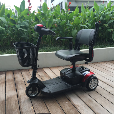 Refurbished Spitfire 3-Wheel Mobility Scooter for Sale (Display Set)