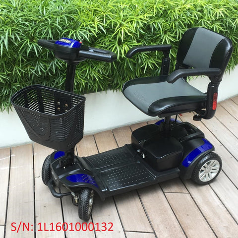 Refurbished Spitfire 4-Wheel Mobility Scooter