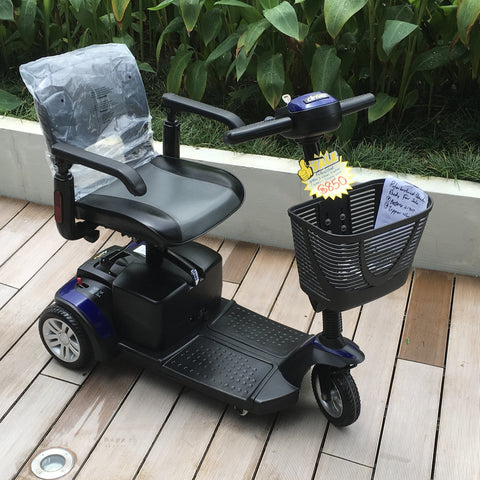 2nd Hand Spitfire 3-Wheel Mobility Scooter - $850