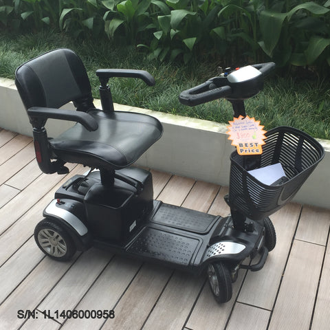 Refurbished Spitfire 4-Wheel Mobility Scooter - $800