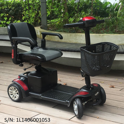 Used Spitfire 4-Wheel Mobility Scooter - $800
