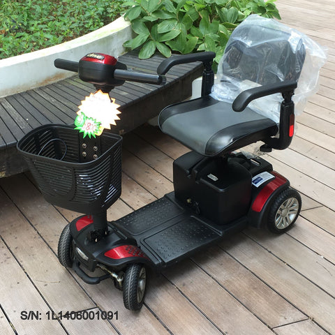 2nd Hand Spitfire 4-Wheel Mobility Scooter - $800