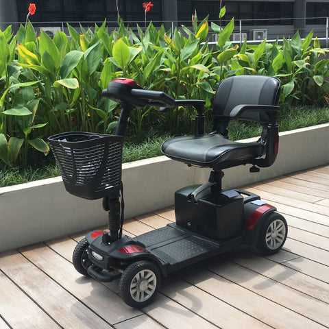 Refurbished Spitfire 4-Wheel Mobility Scooter - $950