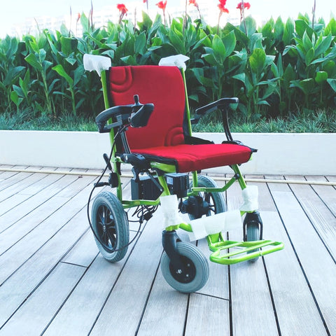 Ultra-Lite 14kg Electric Wheelchair