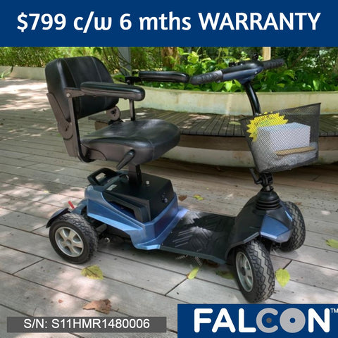 Used Zen 4-Wheel Mobility Scooter