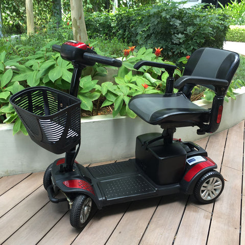 Used Spitfire 4-Wheel Mobility Scooter - $950