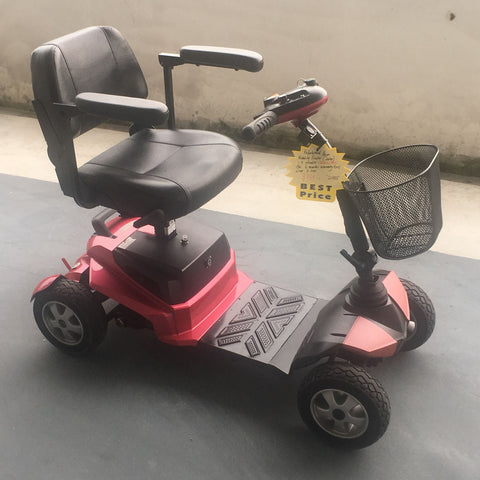 Refurbished Zen 4-Wheel Mobility Scooter - $999
