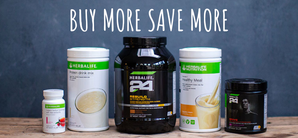 HERBALIFE SUPER SAVERS