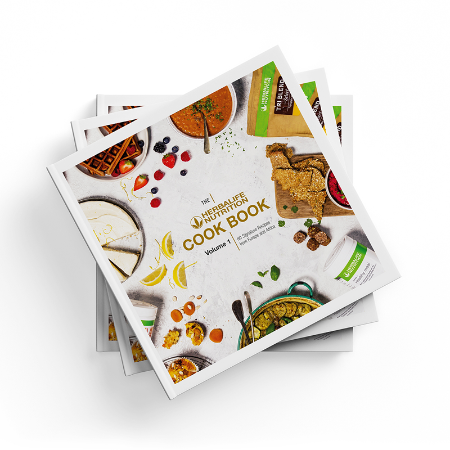 NEW Herbalife Nutrition Cookbook - Volume 1