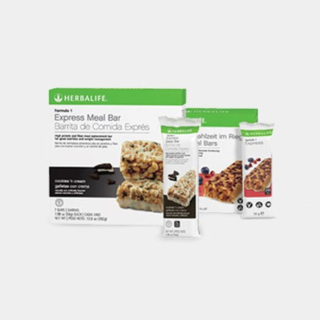Formula 1 Express Meal Bar (7 Bars)