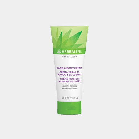 Herbal Aloe Hand & Body Lotion (200ml)
