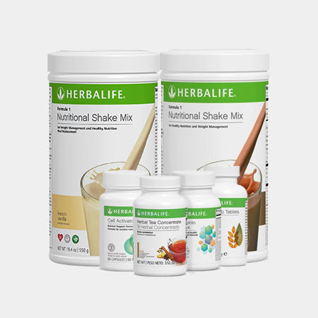 Herbalife Weight Loss Programme - BASIC WOMAN 1 Month