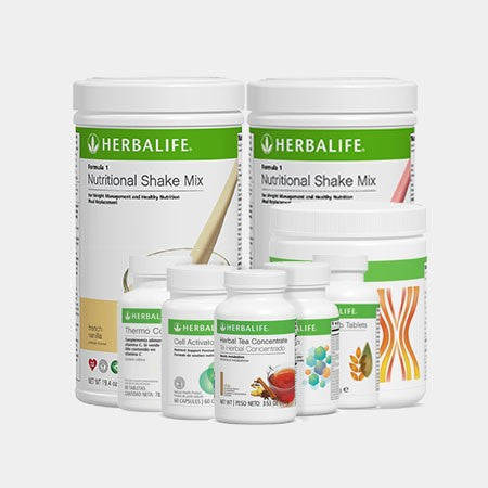 Herbalife Weight Loss Programme - EXTRA WOMAN 1 Month