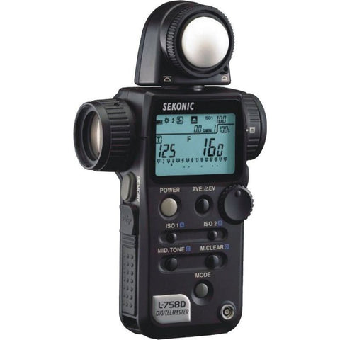 Sekonic L-758D DigitalMaster CE Version (CE Version)