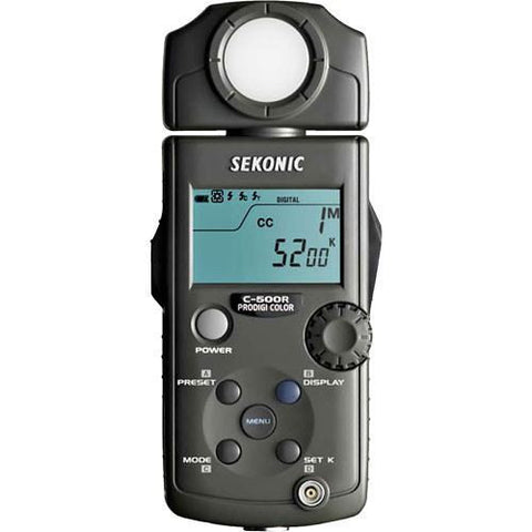 Sekonic Prodigi C-500R Color Meter CE Version