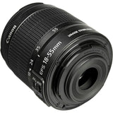 Canon EF-S 18-55mm f/3.5-5.6 II Lens for EOS Digital SLR (No Packing)