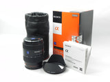 Sony SAL-1680Z 16-80mm f/3.5-4.5 Carl Zeiss Vario-Sonnar T* DT Lens