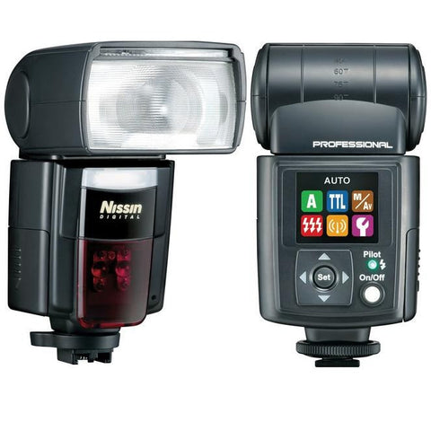 Nissin Di866 Mark II Flash For Nikon DSLRs