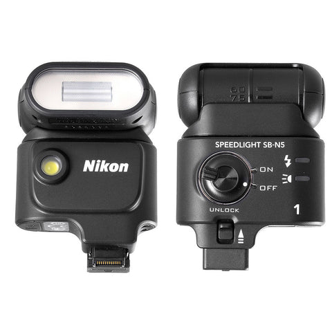 Nikon 1 SB-N5 Speedlight for V1 Camera