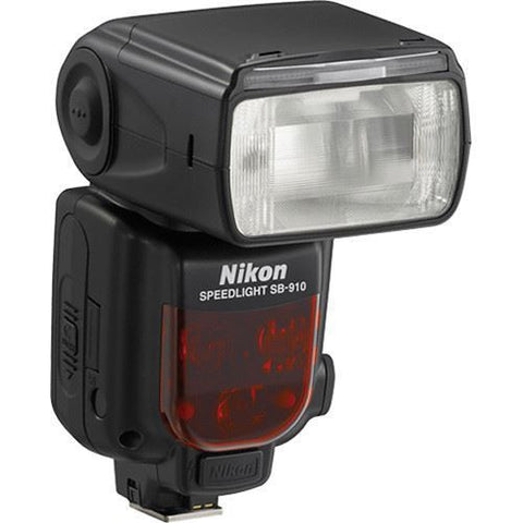 Nikon SB-910 Speedlight Shoe Mount Flash