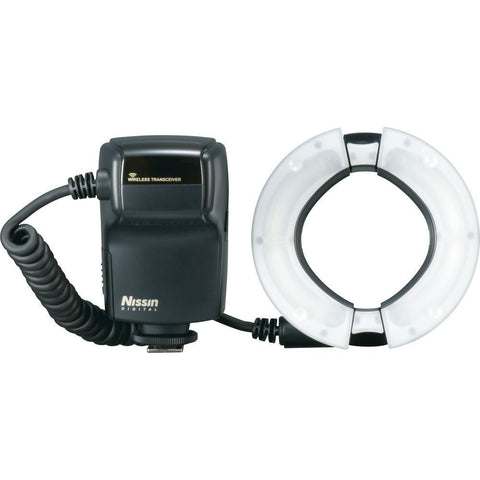 Nissin MF18 Macro Ring E-TTL and E-TTL II Flash for Canon