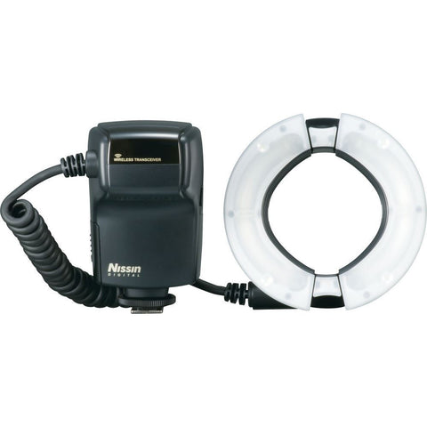 Nissin MF18 Macro Ring E-TTL and E-TTL II Flash for Nikon