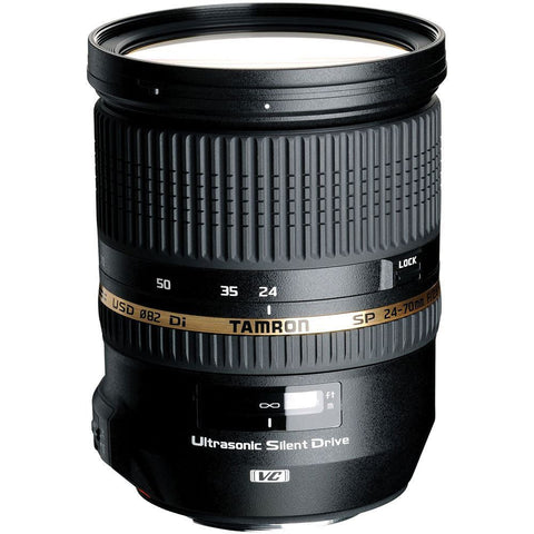 Tamron SP 24-70mm f/2.8 DI VC USD Lens A007