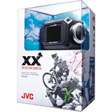 JVC GC-XA1 ADIXXION Action Camcorder PAL