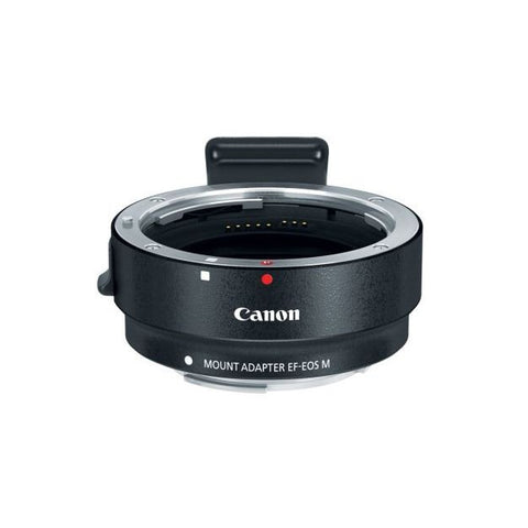 Canon EF-M Lens Adapter for Canon EF / EF-S Lenses No Packing