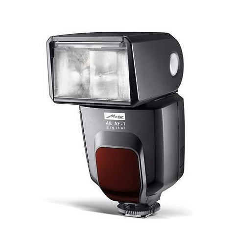 Metz Mecablitz 48 AF-1 TTL Shoe Mount Flash for Four Third Camera