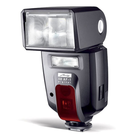 Metz Mecablitz 58 AF-1 TTL Shoe Mount Flash For Four Third Camera