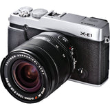 Fujifilm X-E1 Digital Camera Kit with XF 18-55mm f/2.8-4 OIS Lens