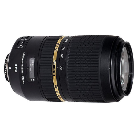 Tamron SP 70-300mm f/4-5.6 Di USD Telephoto Zoom Lens