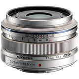 Olympus 17mm f/1.8 M.ZUIKO Wide-Angle Lens