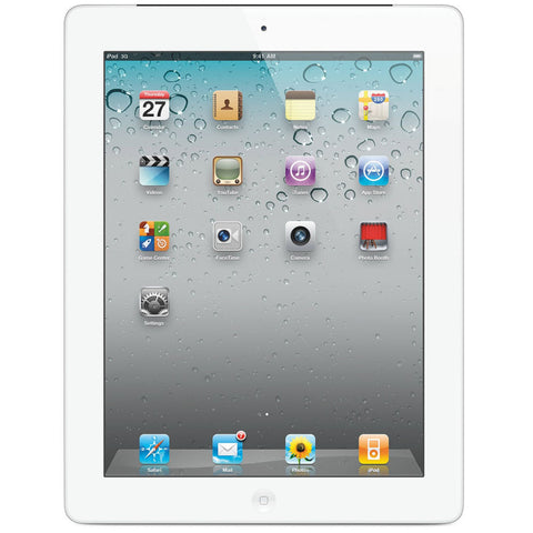 "Apple iPad with 9.7"" Retina Display 4th Gen"