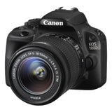 Canon EOS 100D 18.0 MP SLR Camera with 18-55mm STM Lens Kit