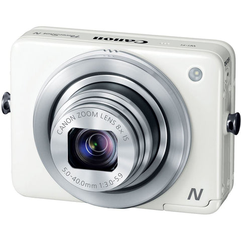 Canon PowerShot N 12.1 MP Digital Camera