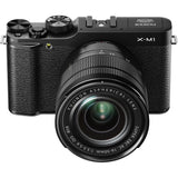 Fujifilm X-M1 Mirrorless Digital Camera with XC 16-50mm Lens