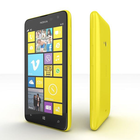 Nokia Lumia 625h 8GB Unlocked Smartphone (3G Version)