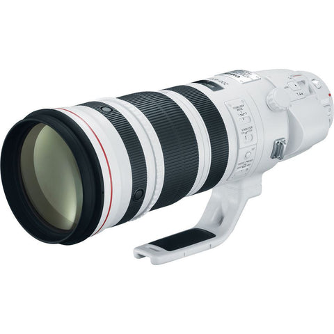 Canon EF 200-400mm f/4 L IS USM Lens with Internal 1.4x Extender