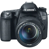Canon EOS 70D 20.2 MP DSLR Camera with 18-135mm STM f/3.5-5.6 Lens