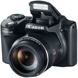 Canon PowerShot SX510 HS Point-and-Shoot Digital Camera