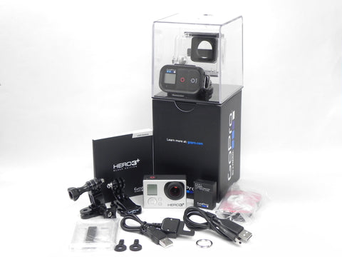 GoPro HERO3+ Edition Action Camera