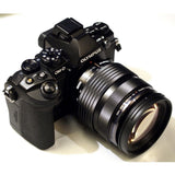 Olympus OM-D E-M1 16.3 MP Mirrorless Camera With 12-40mm Lens Kit