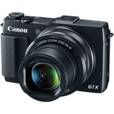 Canon PowerShot G1 X Mark II 12.8 MP Digital Camera