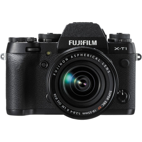 Fujifilm X-T1 16.3 MP Mirrorless Digital Camera with 18-55mm Lens