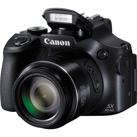 Canon PowerShot SX60 HS 16.1 MP Digital Camera