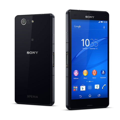 Sony Xperia Z3 Compact LTE D5833 16GB Unlocked Smartphone