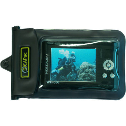 DiCAPac WP-550 Multi Pack Waterproof Case
