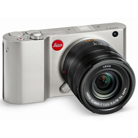 Leica T (Type 701) Mirrorless Digital Camera Kit with 18-56mm Lens